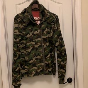 SUPERDRY Camo jacket